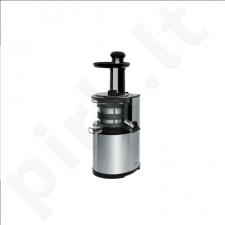 Caso SJ 200 Slow Juicer, 200W motor, Juice jug, Stainless steel housing