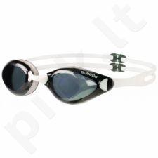 Plaukimo akiniai SPEEDO Aquapulse juoda-baltas