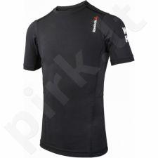 Marškinėliai kompresiniai Reebok Quik Cotton Compression M AJ0828