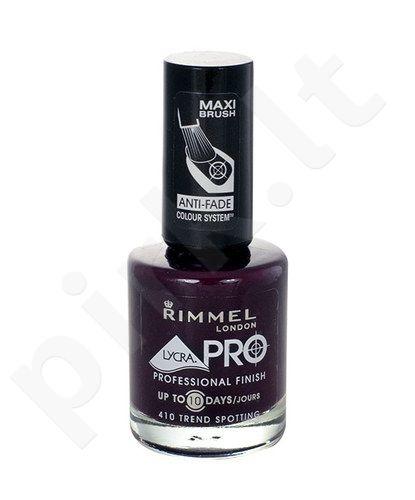 Rimmel London Lycra Pro Professional Finish, kosmetika moterims, 12ml, (410 Trend Spotting)