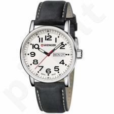 Vyriškas laikrodis WENGER ATTITUDE 01.0341.101