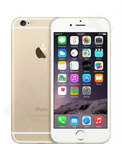 Telefonas Apple iPhone 6s 64GB auksinis