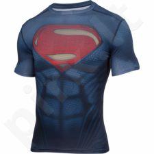 Marškinėliai kompresiniai Under Armour Alter Ego Superman M 1273689-410