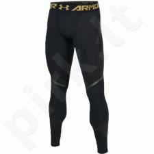 Sportinės kelnės kompresinės Under Armour HeatGear Armour Zone Compression Leggings M 1289579-001