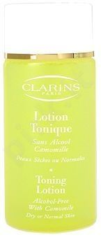 Clarins losjonas Alcohol Free Normal Dry Skin, 200ml, moterims