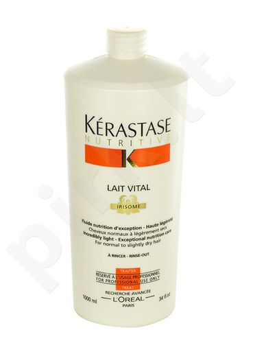 Kerastase Nutritive Lait Vital Irisome Normal To Dry Hair, kosmetika moterims, 1000ml