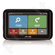 MIO Car navigation SPIRIT 4970 FULL EUROPE LIFETIME