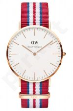 Laikrodis DANIEL WELLINGTON EXETER ROSE GOLD 40 MM