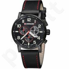 Vyriškas laikrodis WENGER ATTITUDE CHRONO  01.0343.104