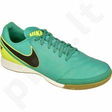 Futbolo bateliai  Nike TiempoX Genio II Leather IC M 819215-307