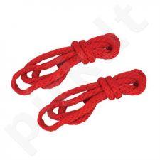 Silky Rope Kit Raudonas