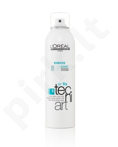L´Oréal Professionnel Tecni.Art, Air Fix, plaukų purškiklis moterims, 250ml