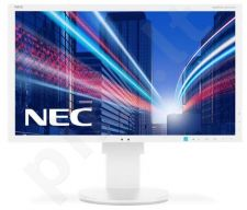 Monitorius NEC MultiSync EA234WMi 23'', LED, wide, IPS FHD, DVI, HDMI, DP, pivot