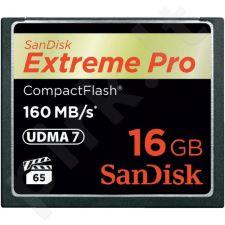 Atminties kortelė SanDisk Extreme CF 16GB