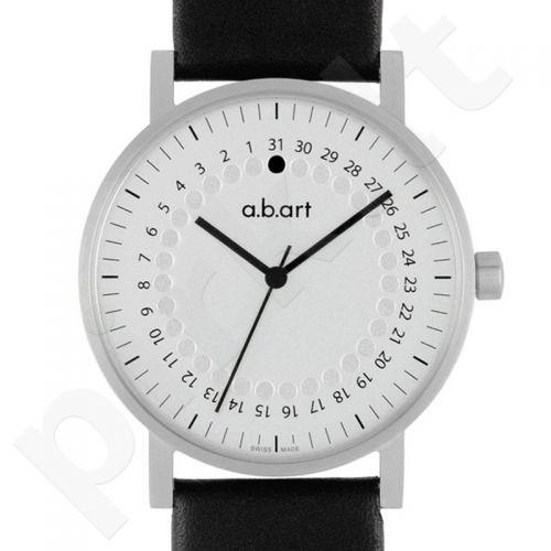 Vyriškas laikrodis a.b.art O101
