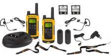 Motorola T80 EXTREME portatyvios radio stotelės, 10km, 8kanalai