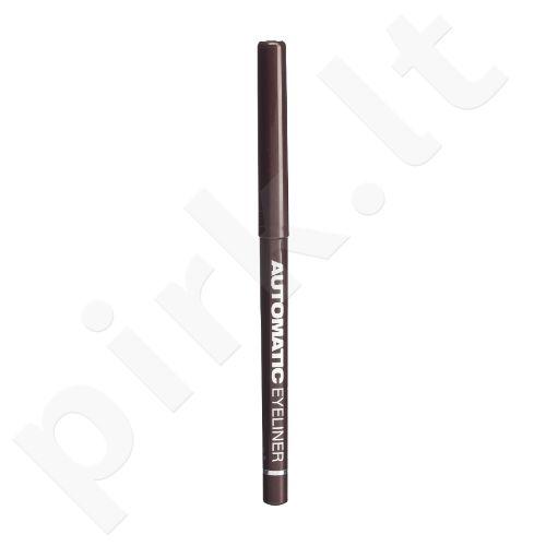 Gabriella Salvete Automatic Eyeliner, akių kontūrų pieštukas moterims, 0,28g, (07 Dark Brown)