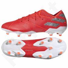Futbolo bateliai Adidas  Nemeziz 19.1 FG M F34408