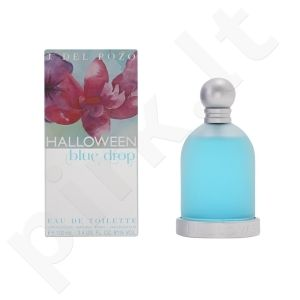JESUS DEL POZO HALLOWEEN BLUE DROP edt vapo 100 ml Pour Femme