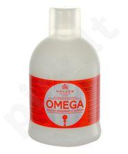 Kallos Omega Hair šampūnas, kosmetika moterims, 1000ml