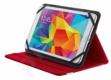 Primo Folio Case with Stand for 7-8'' tablets - red
