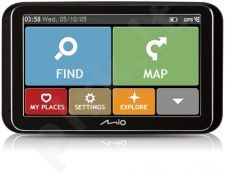 MIO Car navigation SPIRIT 6950 FULL EUROPE LIFETIME