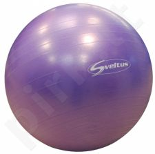 Gimnastikos kamuolys GYMBALL 75cm violet+pakuotė