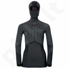 Marškinėliai termoaktyvūs ODLO Blackcomb Evolution Warm B W 180001/10421