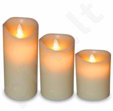 Žvakė LED, 3 vnt. 104482