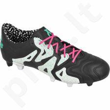 Futbolo bateliai Adidas  X 15.1 FG/AG Leather M AF4729