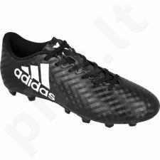 Futbolo bateliai Adidas  X 16.4 FxG M BB1038