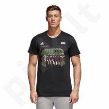 Marškinėliai adidas Star Wars Boba Fett M CE2205