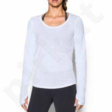 Marškinėliai bėgimui  Under Armour threadborne Streaker LS W 1271534-100