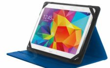 Primo Folio Case with Stand for 10'' tablets - blue