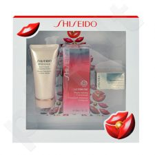 Shiseido Ultimune Power Infusing Concentrate Kit rinkinys moterims, (30ml Ultimune Power Infusing Concentrate  + 50ml Benefiance Extra kremasy Cleansing Foam + 7ml Bio-Performance Advanced Super gaivinamasis kremas)