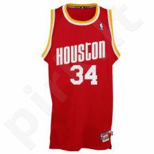 Marškinėliai krepšiniui adidas Swingman Jersey Olajuwon Legends Jer L70213