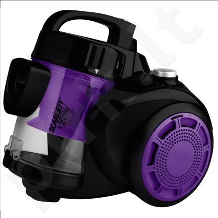 Scarlett SC-VC80C10R Vacuum cleaner, Violet