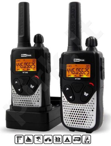 MaxCom WT360 short-wave radio