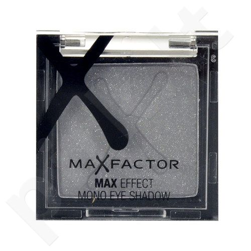 Max Factor Max Effect Mono akių šešėliai, kosmetika moterims, 2g, (11 Silver Dust)