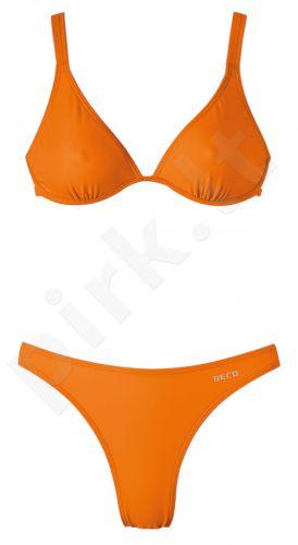 Maudymosi bikinis moterims 81030 3 36 orange