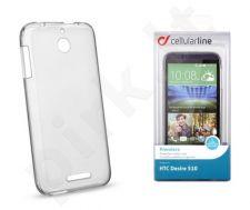 HTC Desire 510 dėklas PREMIERE Cellular juodas