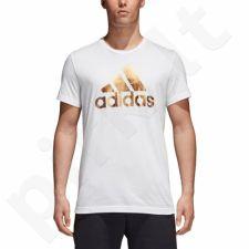 Marškinėliai adidas Bos Foil M CV4509