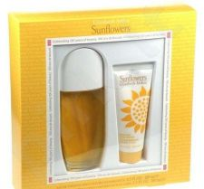Elizabeth Arden (EDT 100 ml + 100 ml kūno losjonas) Sunflowers, rinkinys moterims
