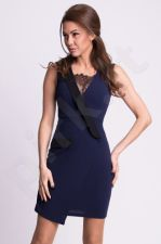 Emamoda suknelė - mėlyno atspalvio 9913-3