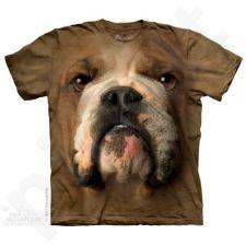 """""""The Mountain"""" 3D marškinėliai """"Buldogas"""""""
