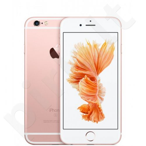 Telefonas Apple iPhone 6s 128GB rausvai auksinis