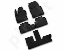 Guminiai kilimėliai 3D FORD Grand C-Max 2010->, 5 pcs. /L19067