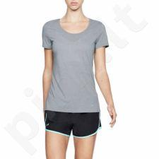 Marškinėliai bėgimui  Under Armour Streaker Shortsleeve W 1271517-036