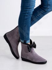 Zomšiniai guminiai batai KYLIE