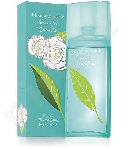 Elizabeth Arden Green Tea Camellia, tualetinis vanduo (EDT) moterims, 100 ml